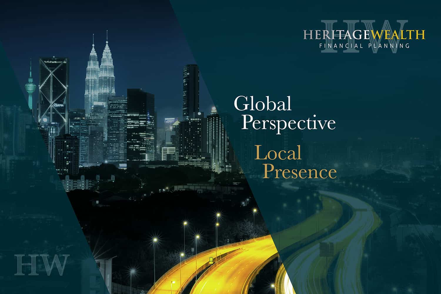Global Perspective - Local Presence