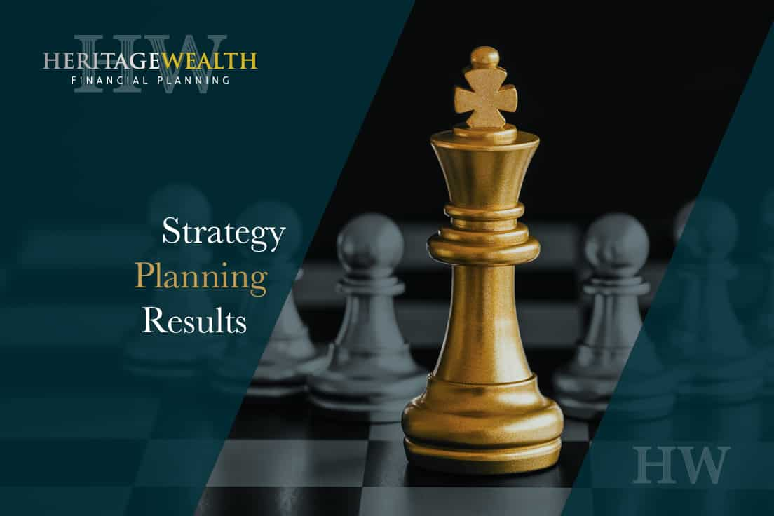 Strategy, Planning, Results