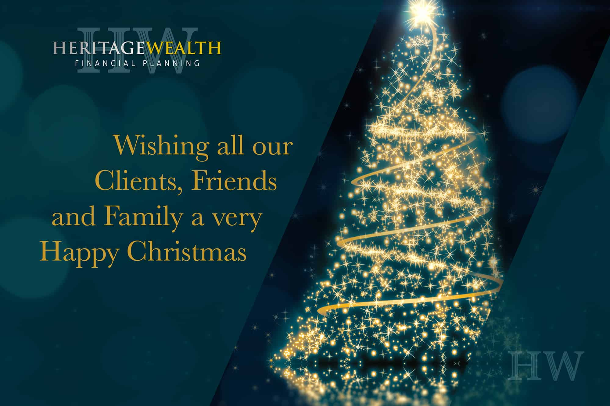 Wishing all out Clients, Friends and Family a very Happy Christmas